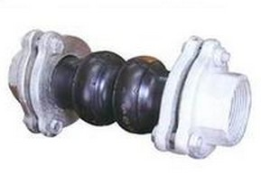 KST-FL type flexural double spheroid rubber joint(Q/IATP-1-2